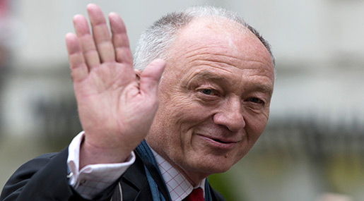 UK's Labor Suspends Livingstone over Zionism Comments
