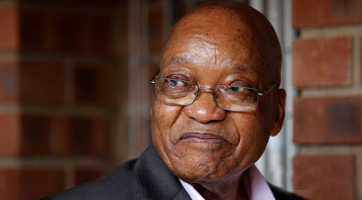ANC Backs South Africa's President Zuma after Cabinet Reshuffle