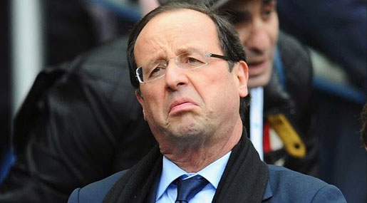 70% of French People Find Hollande 'Bad President'