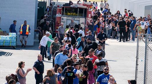 San Bernardino Shooting: 3 Killed, 1 Injured