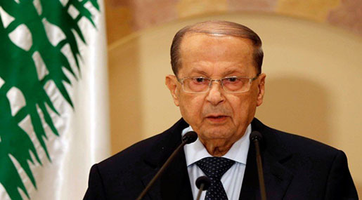 Lebanese President Suspends Parliament for One Month under Article 59