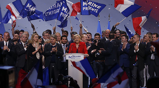 French Presidential Elections: Le Pen Vows to Challenge «Savage Globalization»
