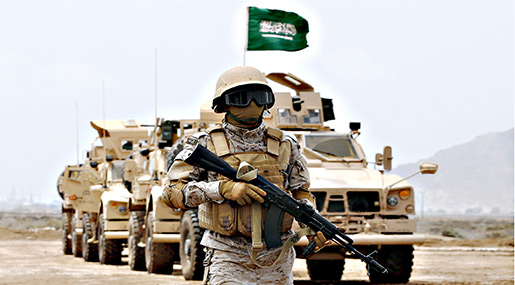 HRW: Australia-Saudi Military Sales Should Be Suspended