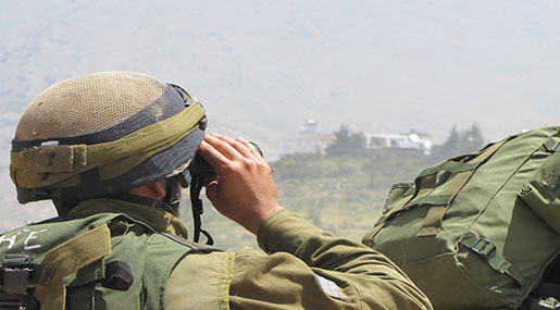 Zionist Officer Reviews the Threats Facing 'Israel' in the ME: Syria, Iran & Lebanon Top the List