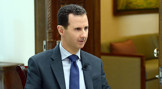 Al-Assad: Russia, Syria Holding Talks on Supplies of More Air Defense Systems