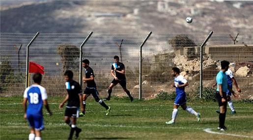 'Israel' Lobbying FIFA to Prevent Settlement Teams' Ban