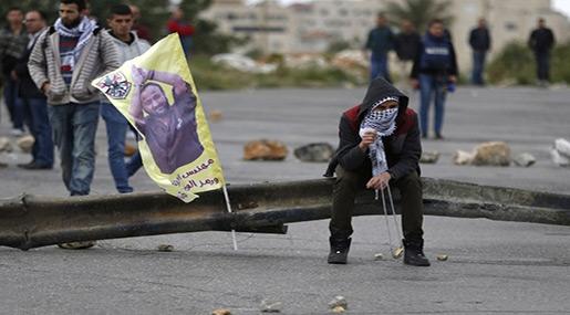 NGO: Health of Palestinian Hunger Striker Barghouti Deteriorating