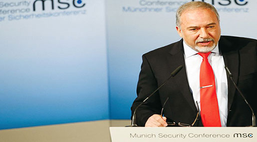 Lieberman: Ties between 'Israel', Arab States 'More Crucial For Them than Us'