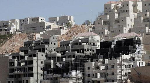'Israel' Planning 15k More Settler Units in Occupied Al-Quds