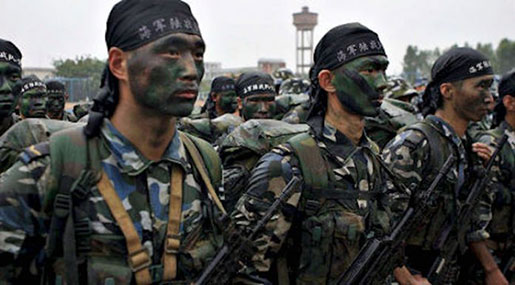 Up to 5,000 Chinese Uighurs Fighting along Syria Terrorists