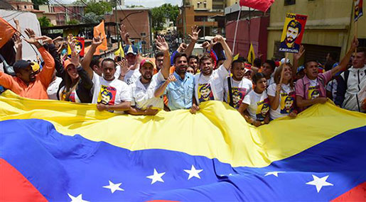 Venezuelans Plan to Throw Feces during Anti-Government Rallies