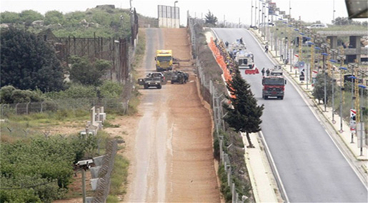 «Israel» Trying to Fill in Gaps on Front Line with Hezbollah
