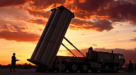 North Korea Says THAAD Deployment to Turn Region into Nuclear Battlefield