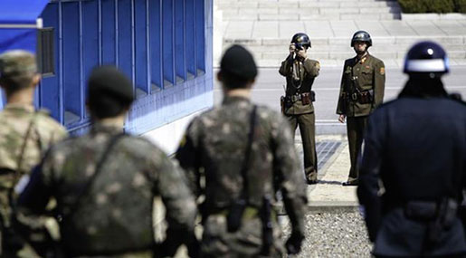 N. Korea Reserves Right To 'Mercilessly Punish' Two 'American Spies'