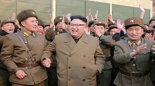 N. Korea: Latest Missile Test 'Successful, Proves Capability to Carry Nuclear Warheads'
