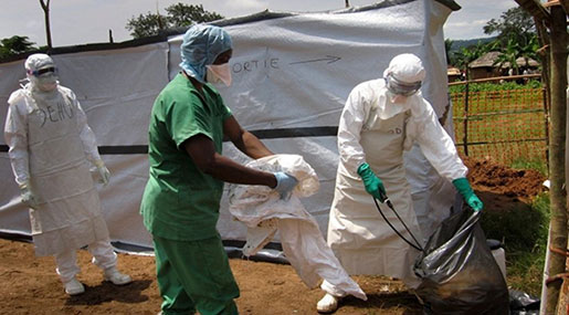 Ebola 2nd Case Confirmed in Congo after Outbreak of 17 Suspected Infections