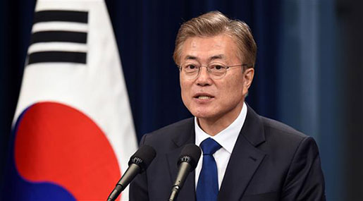 South Korea's President: War with North Highly Possible
