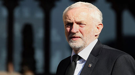 Corbyn to Blame Terrorist Attacks on UK's Foreign Policy