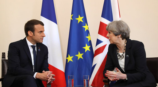 France Vows to Help Britain Fight Terror