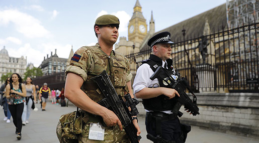 UK MI5 to Investigate Itself after Manchester Attack