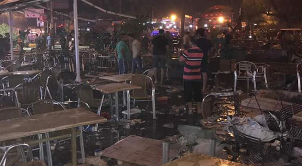 Iraq Bombing: At Least 23 Martyred, 24 Injured