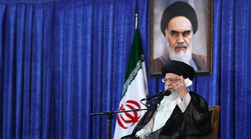 Imam Khamenei: POTUS Dances with Head of a Reactionary Regime, Criticizes Iran's 40-M Election