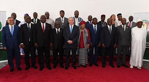 Bibi Woos West African Leaders at Liberia Summit