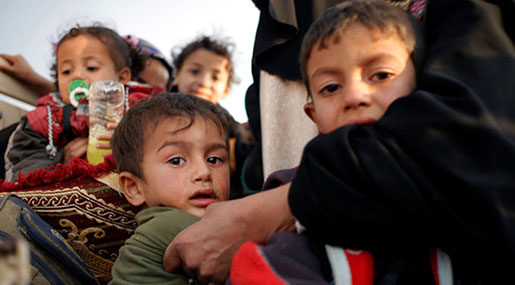 100k Children Trapped in Mosul, Some Forced to Fight for Daesh