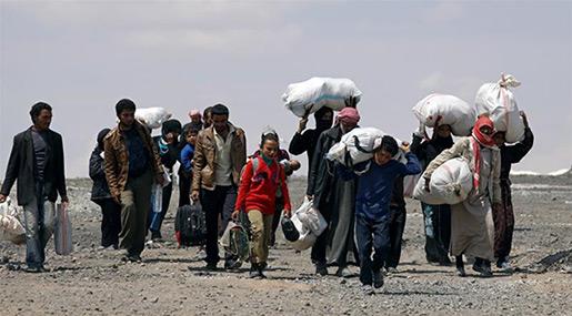Syria Crisis: 21 Civilians Fleeing Raqqa Killed by US-Led Strike
