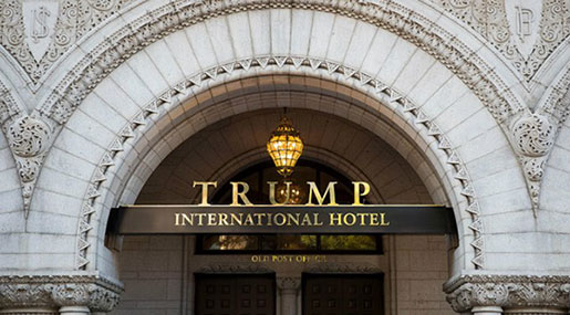 Trump's Hotel Received $270K from Saudi Arabia