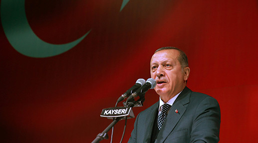 Erdogan Vows to Fully Support Doha amid Qatar Row