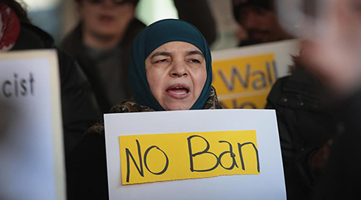 Trump Travel Ban Blocked Again!