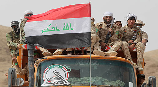 'Popular Mobilization' [Al-Hashd Al-Shaabi]: Where Others Failed