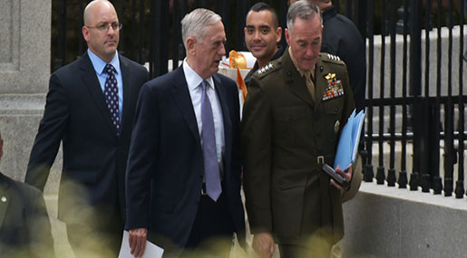 FP: White House Officials Push For Widening War in Syria