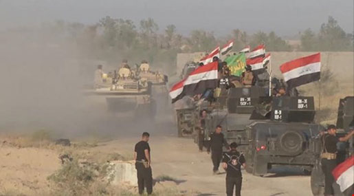 Iraq Captures Key Crossing near Syria from Daesh Terrorists
