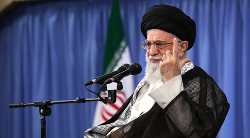 Imam Khamenei Dismisses Trump: US Efforts to Change Iranian Government Always Ended In Failure