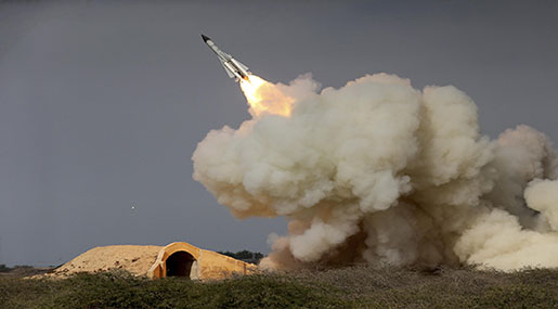 Missile Strike on Daesh Turning Iran into a World Power