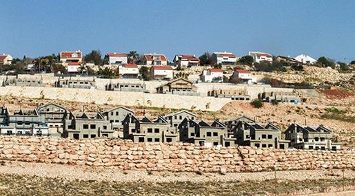 «Israeli» Settlement Construction in West Bank Soars