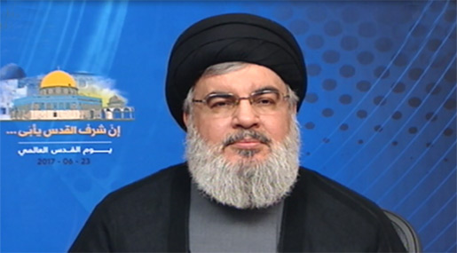 "Sayyed Nasrallah to ""Israel"": Any War May Draw Thousands of Fighters from Arab, Islamic Nations"