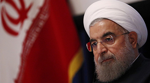 Rouhani: «Qatar Siege, Intimidation & Sanctions» Unacceptable for Iran