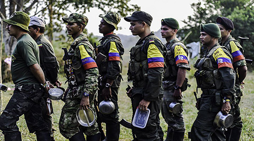 UN: Colombia's FARC Completes Disarmament Process