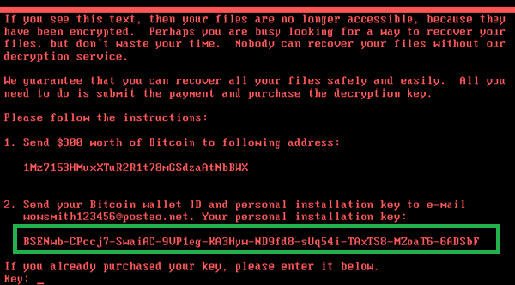 ExPetr Virus Likely Wiper, Not Ransomware