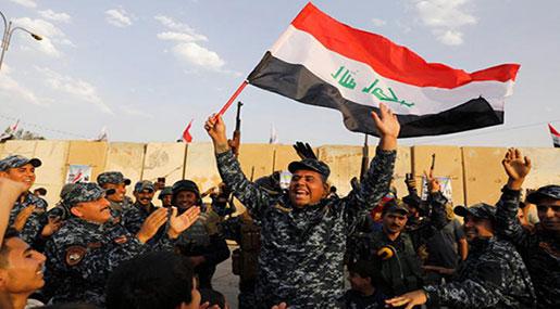 Battle for Mosul: Iraqis Prepare To Celebrate Victory