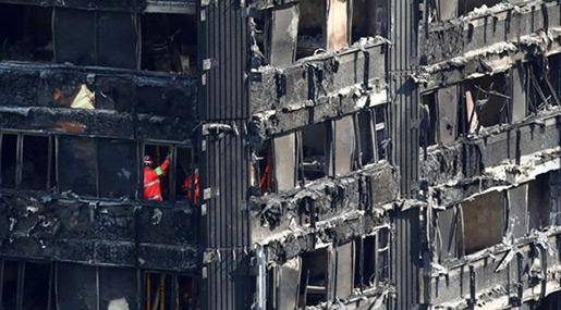 Grenfell Tower Fire: UK Gov't Sends in Taskforce