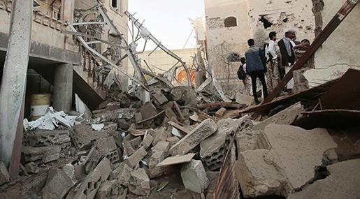 Yemen Is Suffering a 19th-Century Plague Under Saudi Siege!