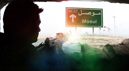 Mosul Liberation in Numbers