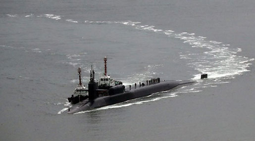 Koreas: South Receives New Submarine amid Escalating Tensions with North