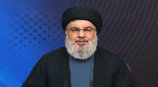 Sayyed Nasrallah Hails Great Mosul Victory: Time to End Threat of Arsal Terrorists
