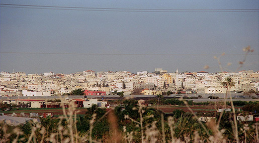 «Israel» Freezes Plan to Give West Bank City Land to Expand