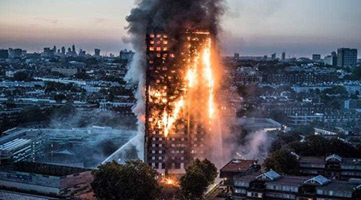 Grenfell Fire: Furious Residents Accuse UK Gov't of «Mass Murder»